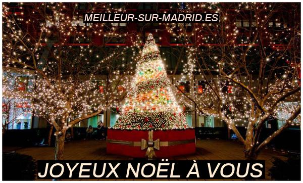 Joyeux Noël à vous